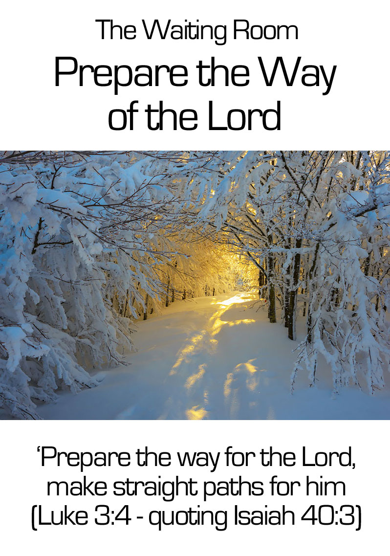 Image result for Prepare the way of the Lord